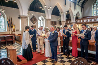 st mary's church ewell wedding (8)