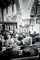 st mary's church ewell wedding (13)