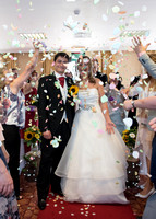 Surrey Wedding Photography, Hilton Cobham Weddings, Celebrations