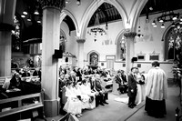 Surrey wedding photographer- St Pauls Church, East Molesey wedding - The wedding venue