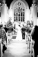Wedding photographer in Surrey - St Pauls Church East Molesey wedding -the event