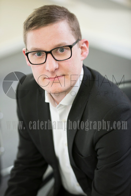 Surrey portrait photographer- Office headshot professional