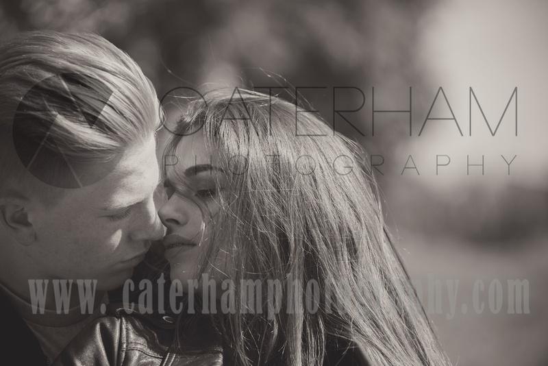 Surrey portrait photographer- blonde boy and girl