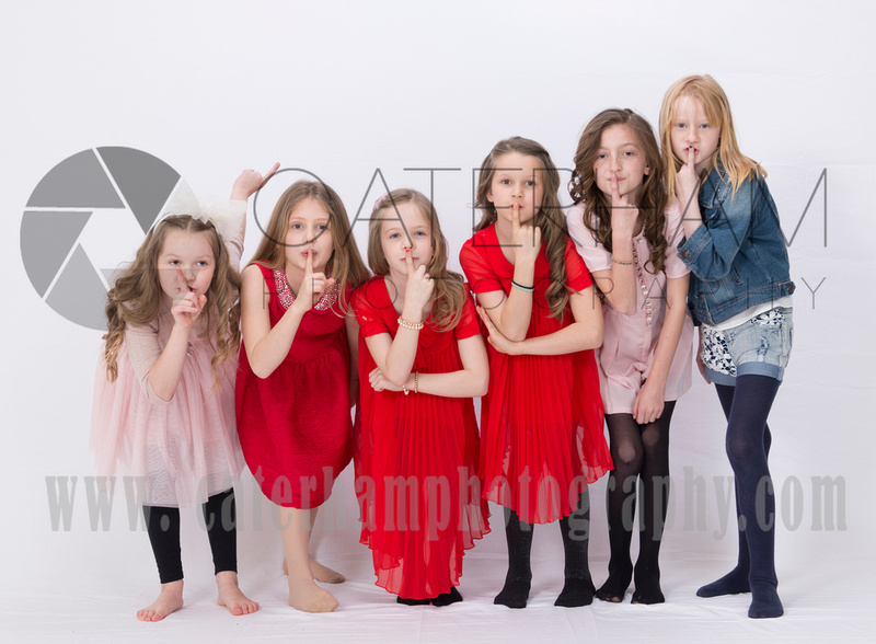 Surrey portrait photopher- Kids party Photoshoot
