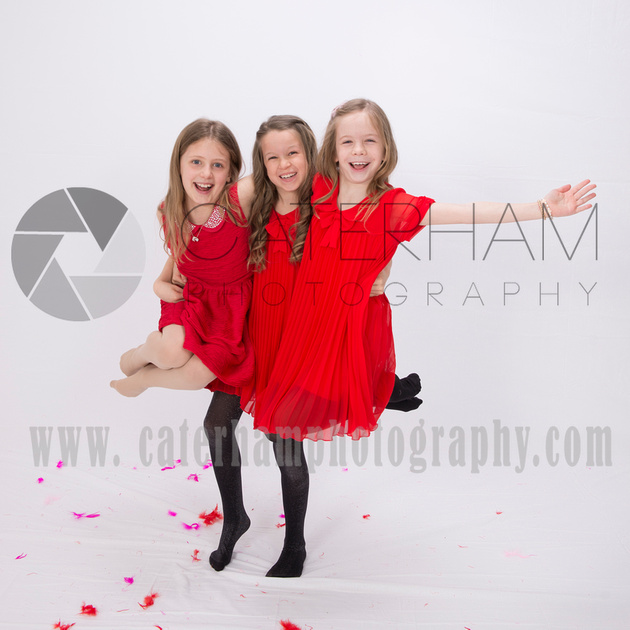 Surrey portrait photopher- cute Kids party Photoshoot