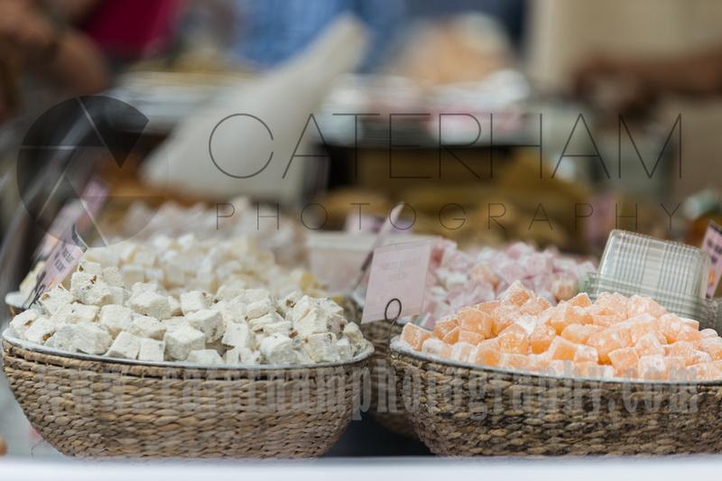 The Caterham Food Festival 2015