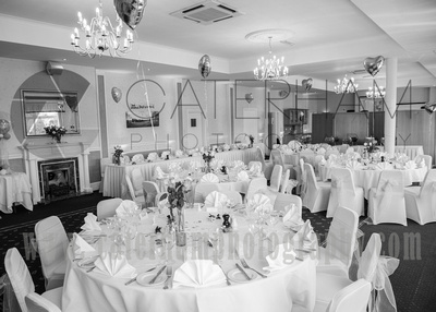 Woodcote Park Golf Club wedding
