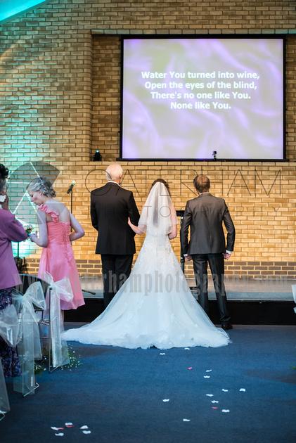 Caterham Photography Reigate Baptist Church Wedding