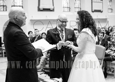 Addlestone wedding photographer