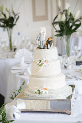 woldingham golf club wedding