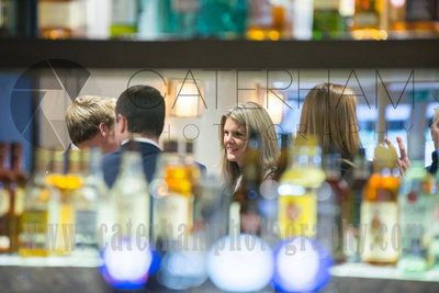 Wedding reception bar at Box Hill Burford Bridge Hotel wedding