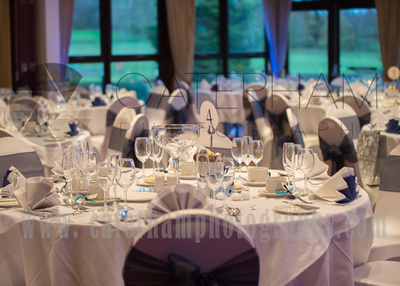 Surrey Wedding Photographer-  weald of kent golf club weddings,  stunning table decorations