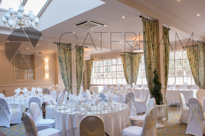 Surrey Wedding Photographer-  Reigate manor hotel- beautiful reception room