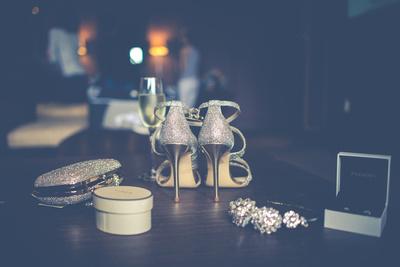 Surrey Wedding Photographer- Nutfield Priory- bridal accessories