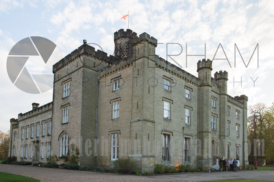 Surrey Wedding Photographer- Wedding ceremony Chiddingston Castle- Breath-taking Wedding venue
