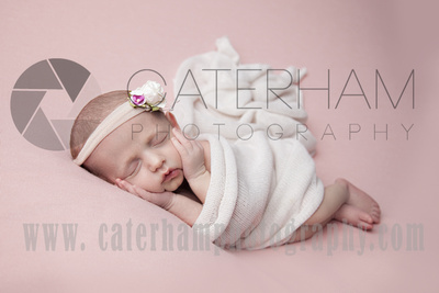 New Born Photographer-  Surrey photographer - amazing baby portrait