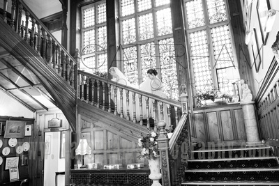 Stanhill Court Hotel wedding venue