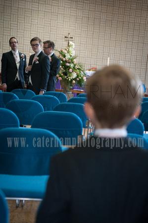 Caterham Photography   Kent Church Wedding Venue - St
