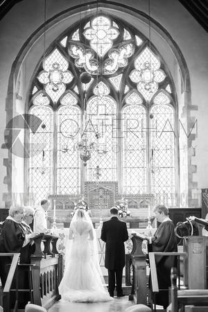 st bartholomew's church wedding otford-Wedding ceremony