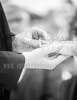 Surrey Wedding Photographer- Wedding Venue Mulberry House Weddings- During the beautiful wedding ceremony