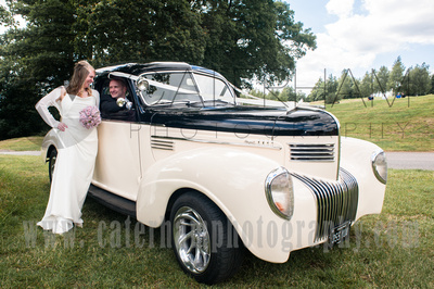 Reigate Hill Golf Club weddings