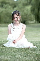 reigate hill golf club weddings / The braids sister - Kids at the weddings