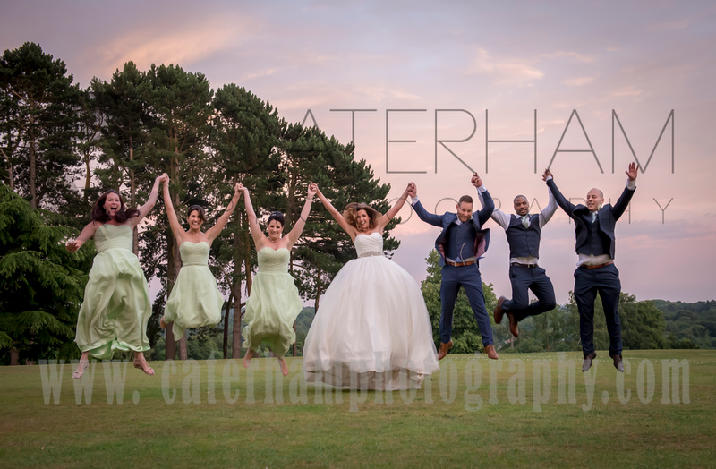 Selsdon park croydon wedding