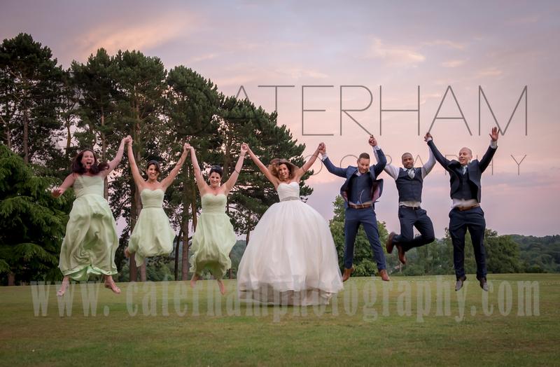 Selsdon park croydon wedding