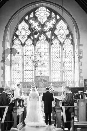 st bartholomew's church wedding otford-Wedding ceremony