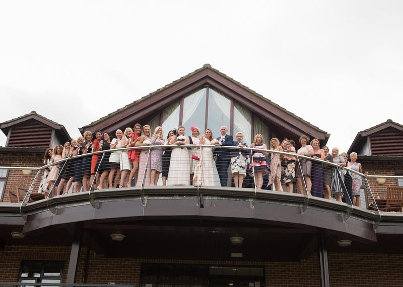 Cobham golf club wedding