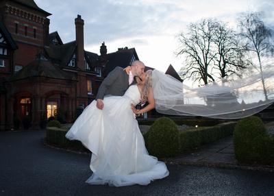 Surrey Wedding Photographer - beautiful, contemporary wedding photographs - Wedding group photos at Wedding venue Woodlands Park Hotel