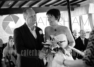 Surrey Wedding Photographer - Coltsford Mill Wedding Venue in Oxted Surrey