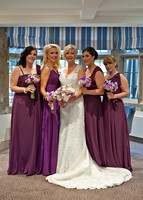 Surrey wedding photographer wedding mercure box hill burford bridge